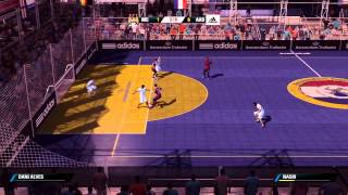 "FIFA Street - ""Be a King"" Goals/Skills Compilation"