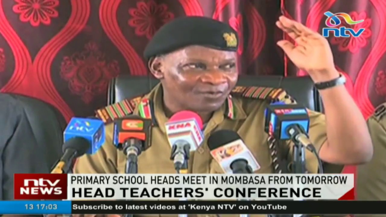 Security beefed up in Mombasa as primary school heads start annual conference