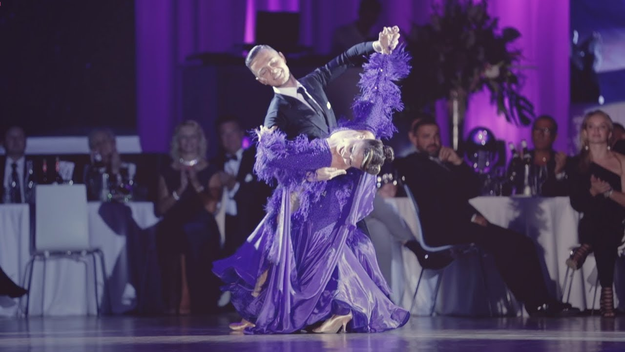 Sergiu Rusu - Dorota Rusu | 2018 PODF - Night Of Nine, Prague | Showcase Slow Foxtrot