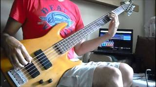 Pestilence- Out of  the Body- bass cover