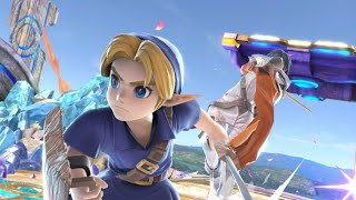 Most RIDICULOUS Reads in Smash Ultimate #9