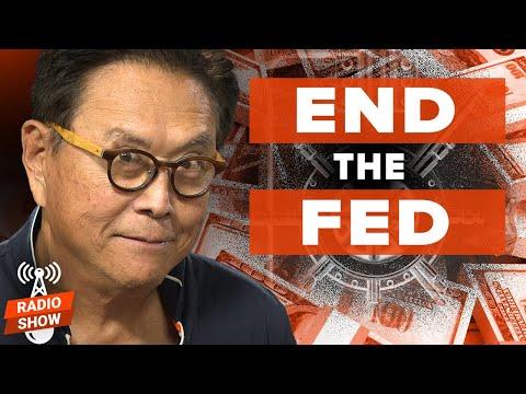 End the Fed? Robert Kiyosaki, Kim Kiyosaki and Robert Barnes