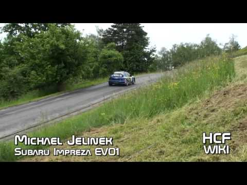 Michael Jelinek - Subaru Impreza EVO1