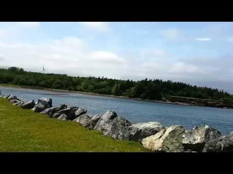 Alder Point Harbor Cape Breton NovaScotia 15 July 2016