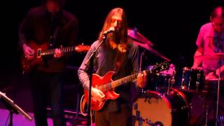"""Chris Robinson Brotherhood - """"Beware, Oh Take Care"""" Live at The Jefferson Theater, 11/4/12"""