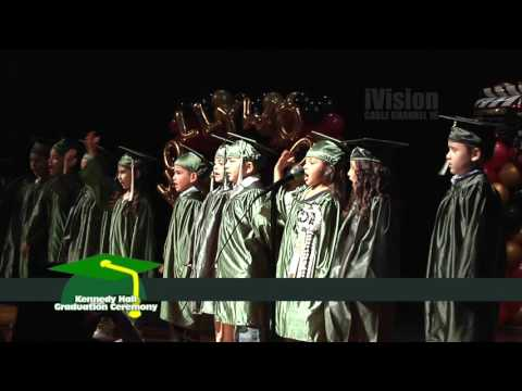 Kennedy Hall Graduation Ceremony Session1 2015 2016