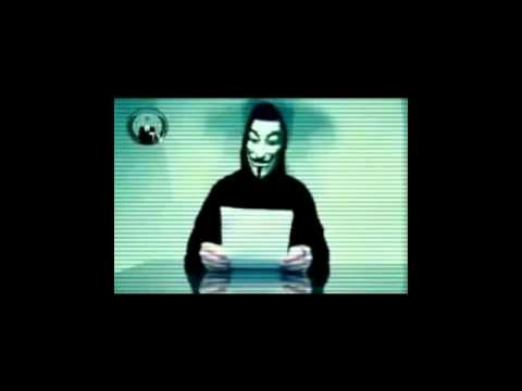 Anonymous amenaza a los blogs del narco con la operacion CARTEL