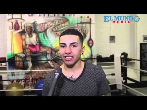 El Mundo Boston Canal Street Boxing Gym Lawrence