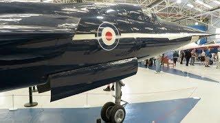 Fairey FD2 at RAF Museum Cosford England - 2018