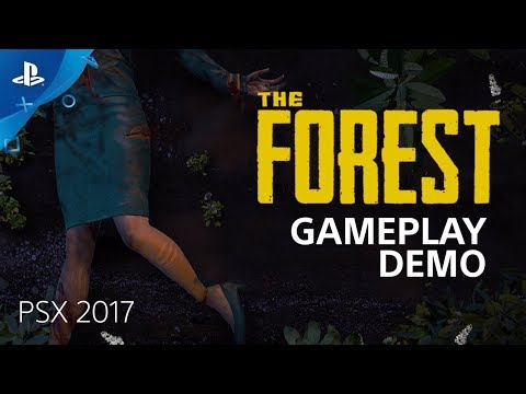 Official The Forest Wiki