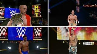 WWE 2K15 PC MyCAREER - Championship Defense (WWE 2K15 MyCARER EP 4)