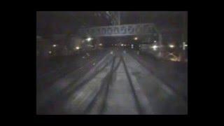 Amtrak 188 Crash video from ACS64 601 Image Recorder