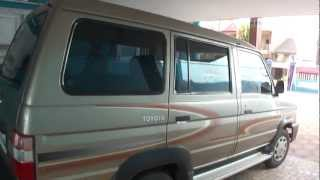 Toyota Qualis Litre Gs Sel Seven Seater Navsari Gujarat India 24th May