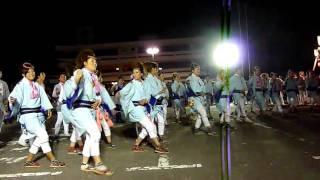 大麻神社祭礼2010☆本城組お囃子や手踊りは佐原の豪商達の「江戸優り」