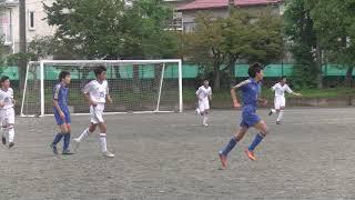 3回戦 VS十日市場 前半 2019 07 06 神奈川県中学総体横浜地区予選