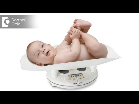 how-much-weight-should-a-healthy-baby-gain?--dr.-jyothi-raghuram