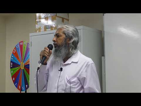 """Dharma Shakti """" Unfold the chakra and merge the various energy """" 07032018 Part 1"""