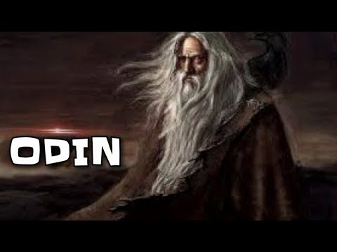 Kisah Dewa Odin !! Awal Dunia Sampai Raknarok ( Mitologi Nordik )