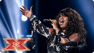 Berget Lewis proves she was Always getting a seat | Six Chair Challenge | The X Factor 2017