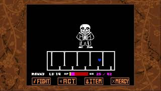 Beating sans in UNDERTALE!! I FINĄLLY DID IT!!!!!!!!!!!!!!!! Ending (Xbox One Edition)