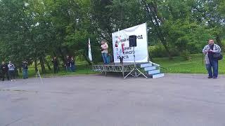 Митинг против повышения пенсионного возраста великий Новгород