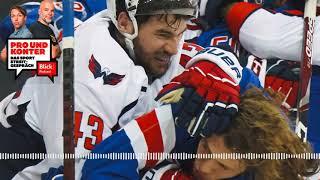Wildwest auf Schlittschuhen: NHL-Star Wilson ist ein Halbschuh | Pro und Konter | Blick Podcast
