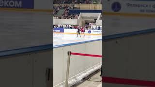 4А на одном льду Загитова Трусова Косторная Щербакова