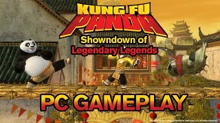 Kung Fu Panda Showdown of Legendary Legends - PC Gameplay ►1080p HD/60 FPS