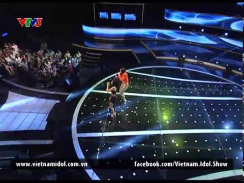 Vietnam Idol 2012 - Feel The Beat - Suboi ft Kim