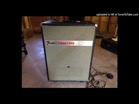 Fender Vibratone Leslie Demo