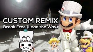 Rhythm Heaven (Custom Remix) - Break Free (Lead the Way) MP3