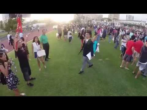 SUMMER 2014 | HAWAII | IOLANI HIGH SCHOOL GRADUATION