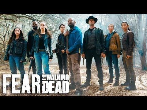 Fear the Walking Dead's Cast Assembles In New Season 5 Trailer