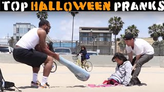 TOP HALLOWEEN PRANKS  2020Julien Magic