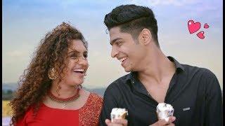 Romantic Roshan and Noorin Shereef Song| Oru Adaar Love | WhatsApp Status | Aarum Kaanaathinnen