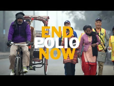 World Polio Day 2017: Countdown to History