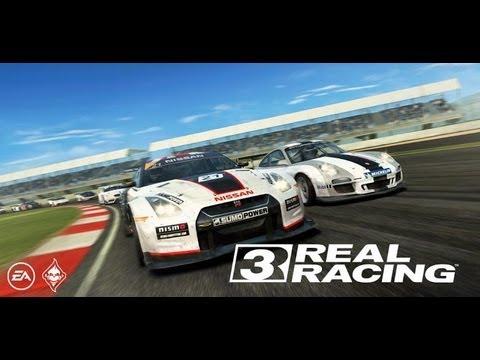 Real Racing 3 Jucat Pe Tableta Evolio Aria Mini (Racing Simulator Android) - Mobilissimo.ro