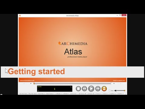 Getting Started with Atlas In 17 Minutes (Archimedia Technology)