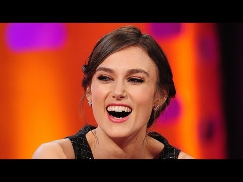 Keira Knightley's pout banned on set! - The Graham Norton Show: Episode 13 Preview - BBC One