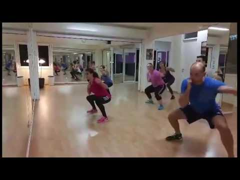 Strong by Zumba with Chrystalla Georgiou at Revolution Dance Studio