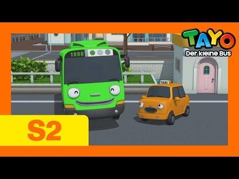 Tayo Bitte nimm mich l Spielzeit 2 Folge 5 l Tayo Der Kleine Bus