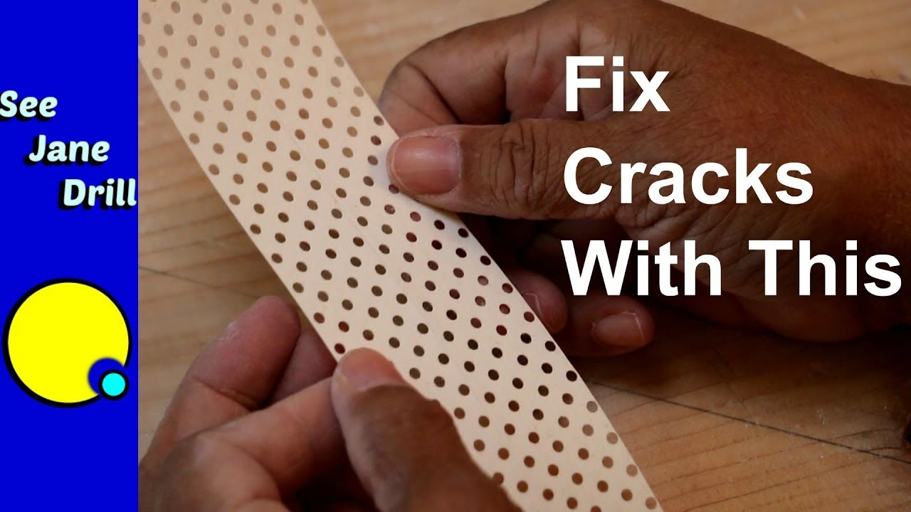 How to Repair Stress Cracks in Walls and Ceilings