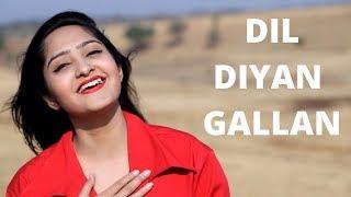 Gambar cover Dil Diyan Gallan Love Song - Tiger Zinda Hai , Salman Khan, Katrina Kaif Atif Aslam Santvani Trivedi