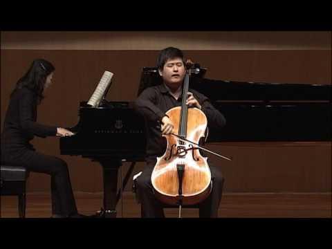 남정현_Cello_2013 JoongAng Music Concours