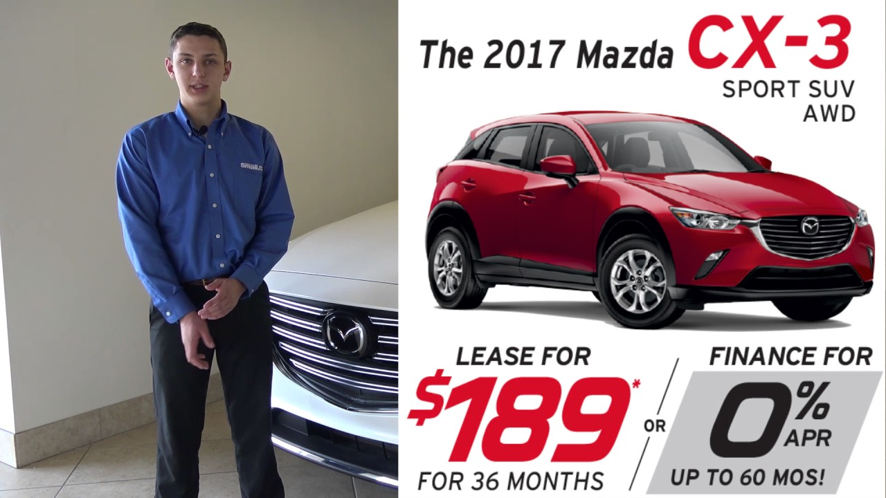 April Special Offers At Smail Mazda In Greensburg Pa Youtube