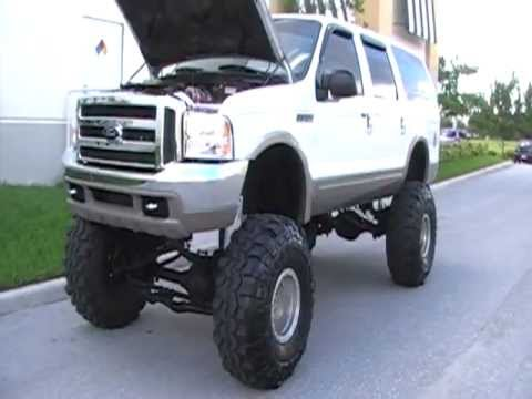 2002 Ford Excursion 4x4 Lifted 98k Miles For Sale 954 931