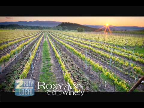 Winery in Medford Oregon - RoxyAnn Winery