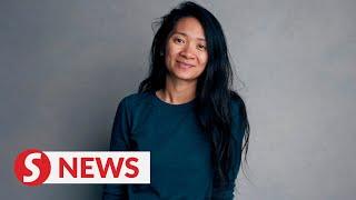 Asian director makes history at Golden Globes