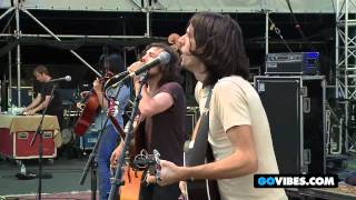 "The Avett Brothers Perform ""Talk On Indolence"" at Gathering of the Vibes Music Festival 2012"