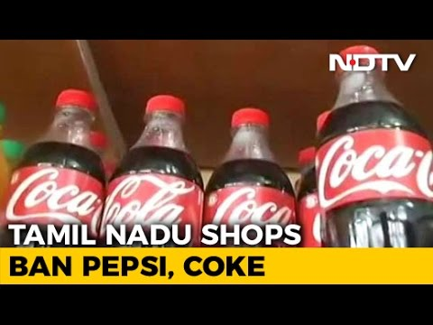 Tamil Nadu Traders Pour Out Coke, Pepsi, Say Hello To Local Brands